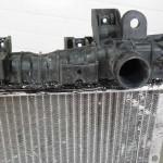 Spawanie Aluminium i metali kolorowych- naprawiona chlodnica